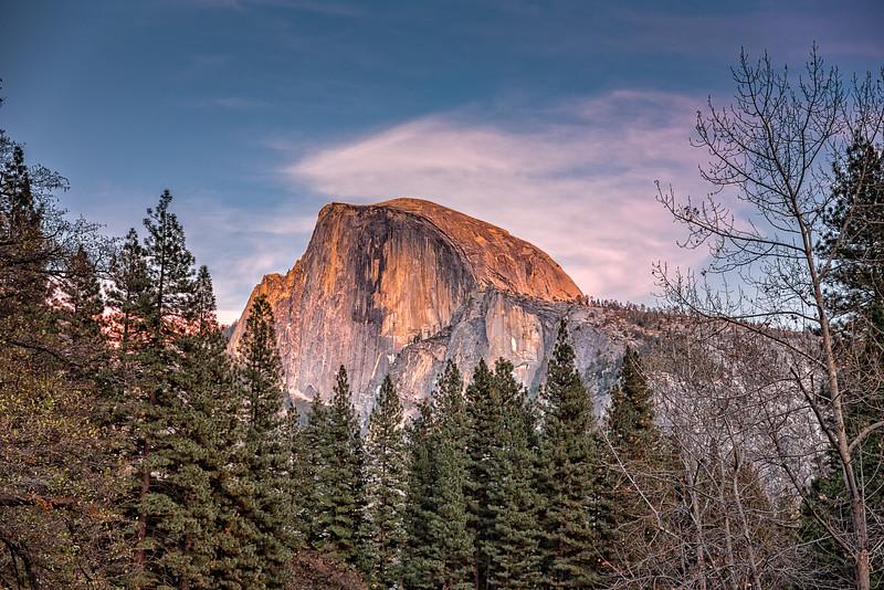 Yosemite Half Dome