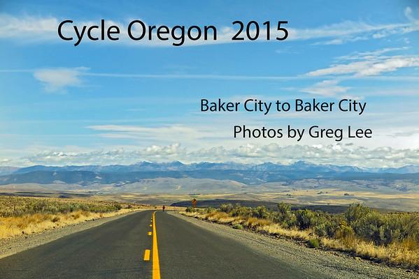 Cycle Oregon 2015