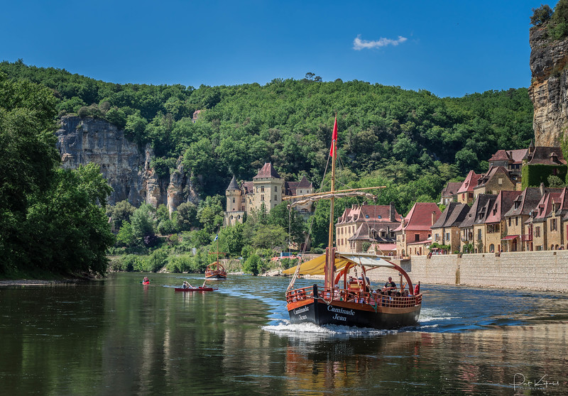 Cycling the Dordogne