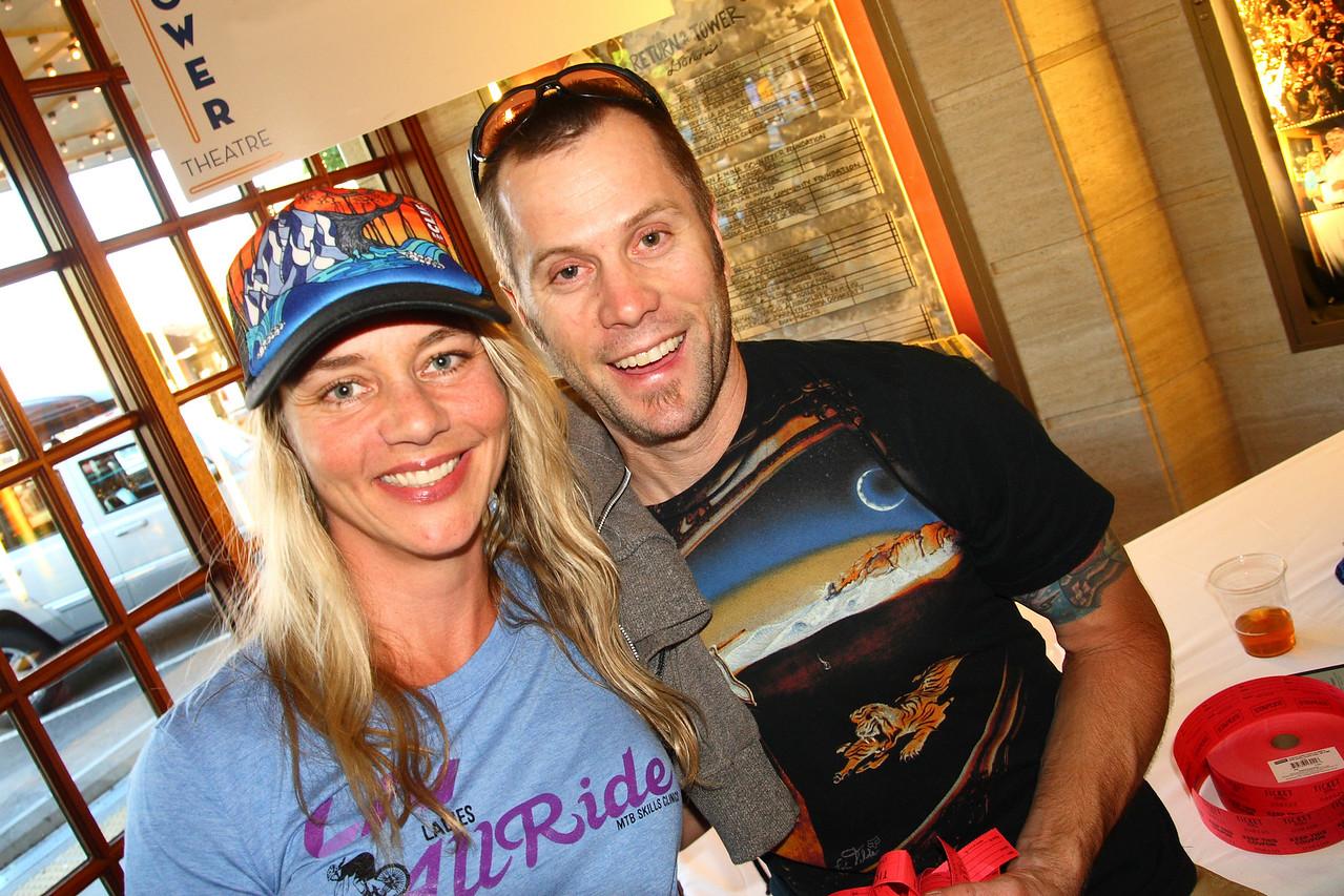 Kirt and Lindsey Voreis