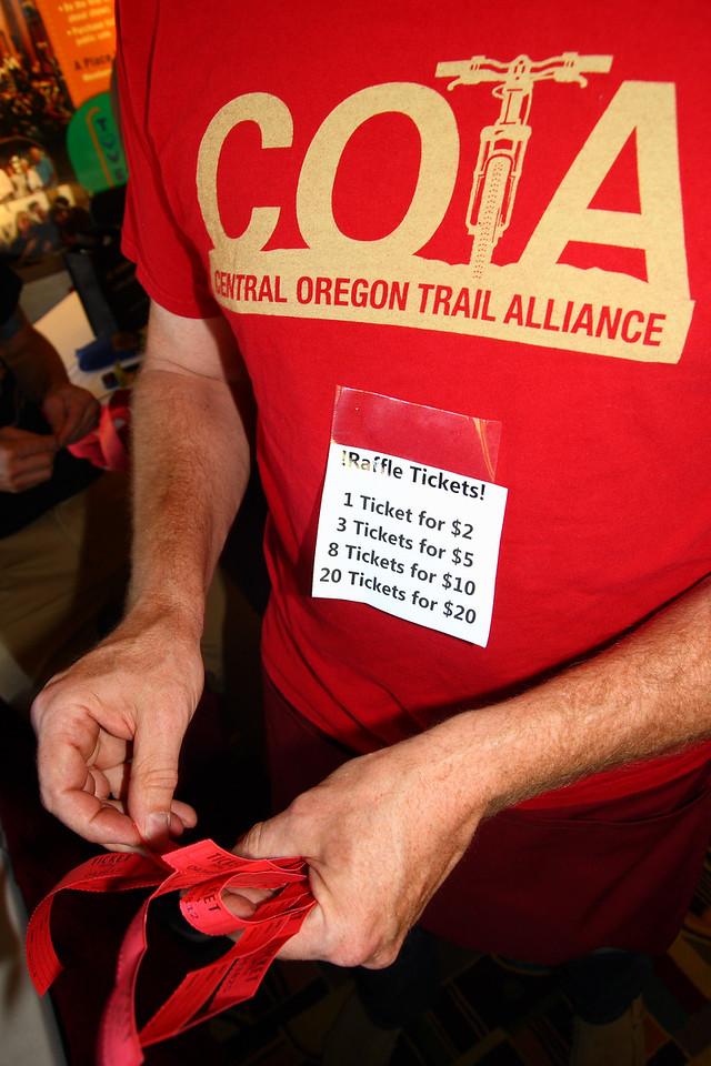 A fundraiser for COTA