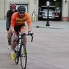 The Buffalo Bicycling Club Larkinville Challenge 2013 at Larkin Square . Pre race pre rain . Week 2.