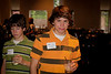 Henry Chapman, Ralston Valley rider, 2012 Freshman State Chapman with younger brother, Joel. Photo Rob Noble.