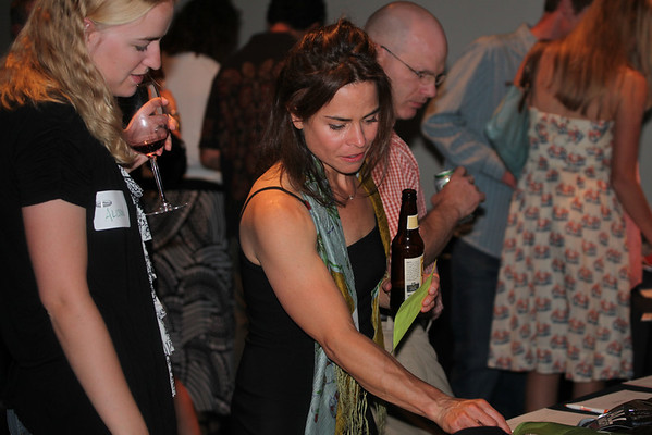 Jen Barbour, Primal Wear active bidder. Photo Rob Noble.