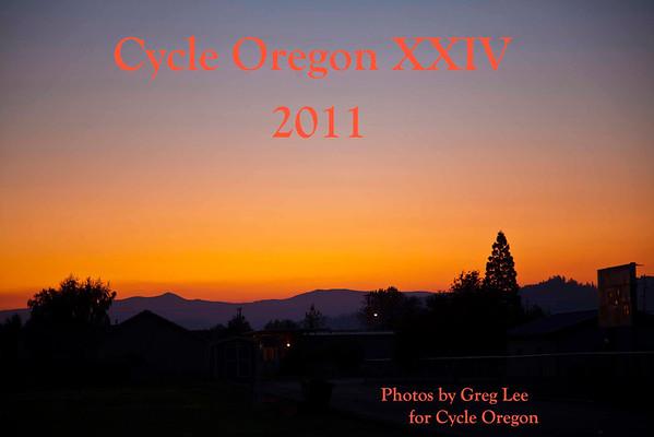 Cycle Oregon 2011 Week