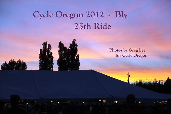 Cycle Oregon 2012 week
