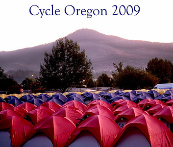 Cycle Oregon Sept 2009