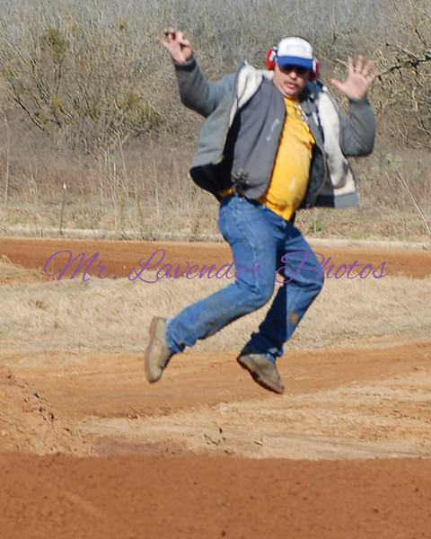 Who Said Ron could not get some air time, as for the Heel Clicker Knack Knack the Dirt will never be the same.