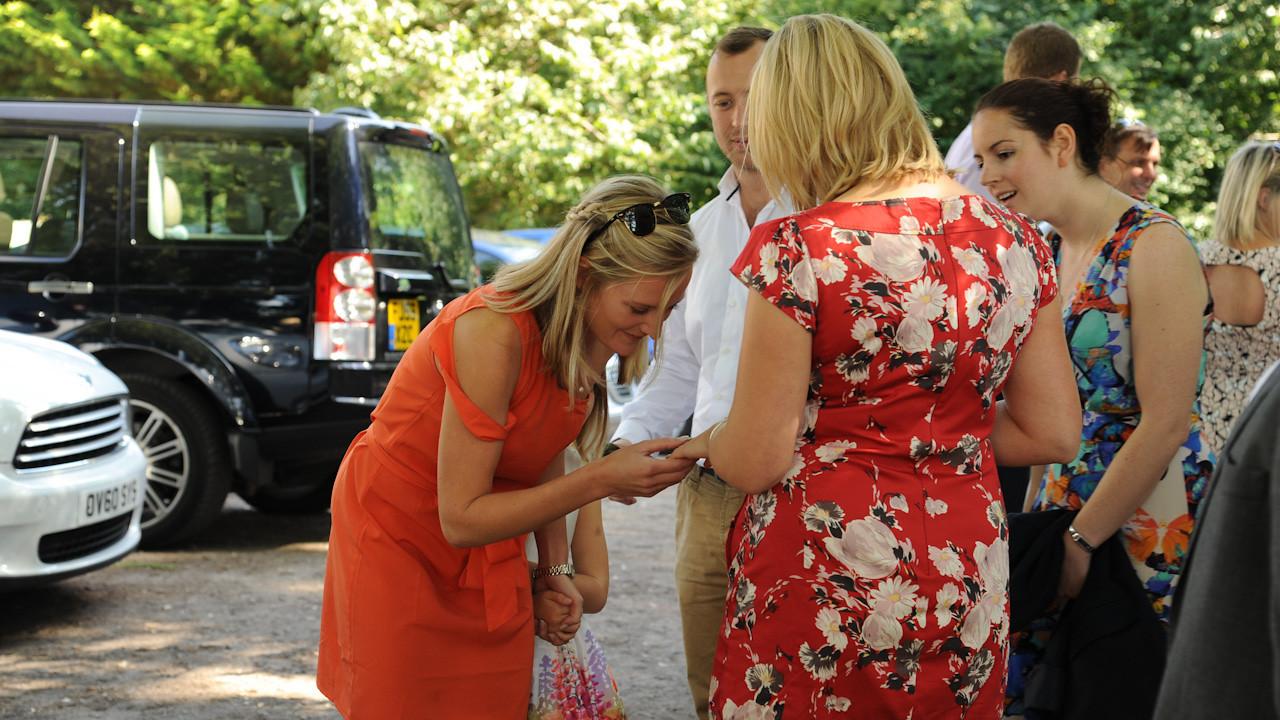 Sophie's Christening, 9 September 2012