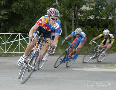 Texan Nicholas Weighall in the 2005 Junior Road Nationals Junior Men 17-18 Criterium Championships in Park City Utah.