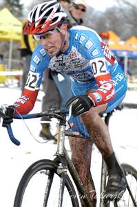 National U 23 Cyclocross Champion Troy Wells
