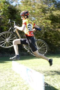 Joseph starts the 2007 cyclocross season at the AVPAC Stage Race November 11-12, 2006, finishing first in each race and 1st in the GC, racing Men's B.