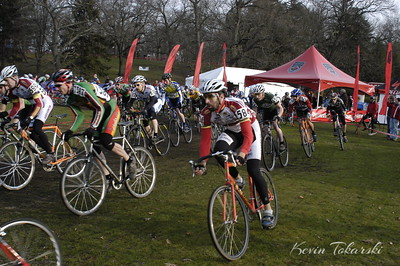 Joseph's 5th from left, if you count the rear wheel