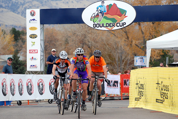 Boulder Cup CX 35+ and 35+ 4
