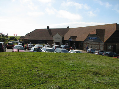 Beachy head visitors centre