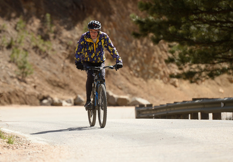 Fourmile Cycling Ban