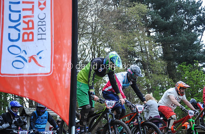 HSBC British Cycling 4x Series