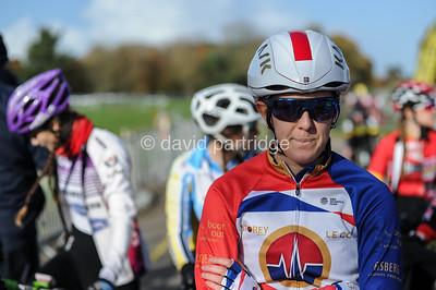 HSBC UK Cyclo-Cross National Trophy Series Round 3, Ardingly, Crawley, UK.