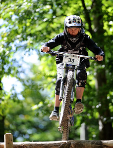 Hammoon Cycles Summer MTB Downhill Race, BLANDFORD, ENGLAND