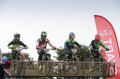 HSBC UK National 4X Series Round 6 2018, Falmouth, Cornwall, ENGLAND, UK.