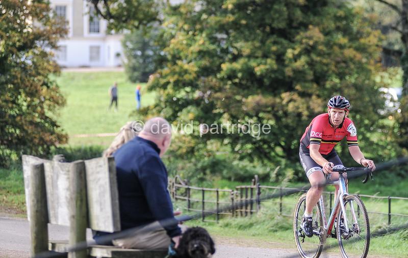 South West Cyclo-Cross Race, Escot Park, Ottery St Mary, Devon, ENGLAND, UK