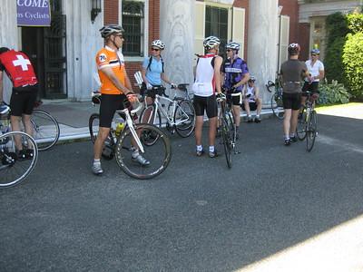 2011 Cycling Trip