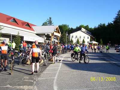 Trek Across Maine 2008