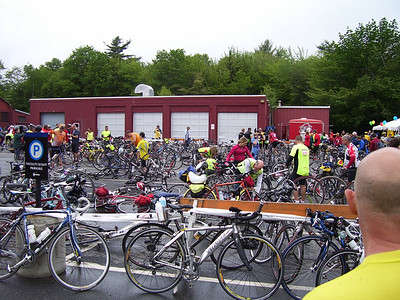 Trek Across Maine 2009
