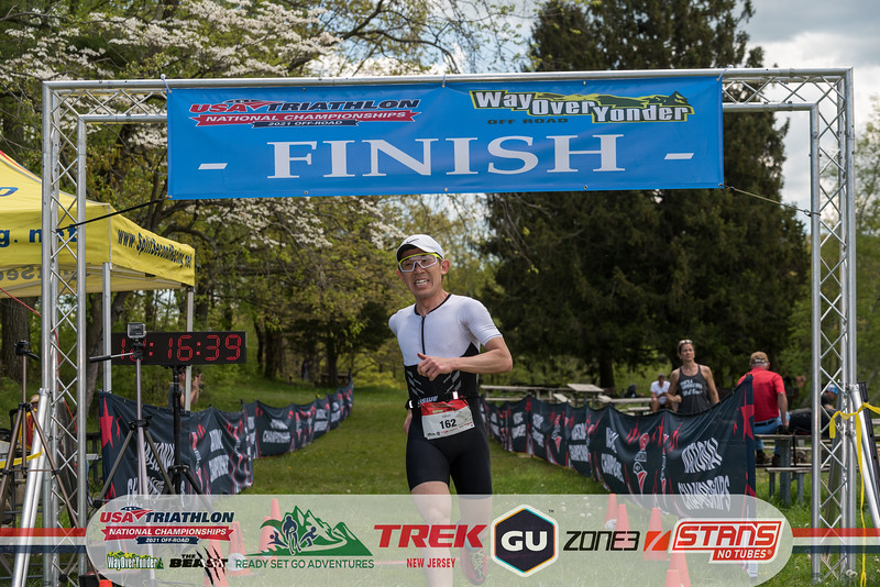 USA TRIATHOLON NATIONAL CHAMPIONSHIPS 2021 OFF-ROAD WAY OVER YONDER THE BEAST