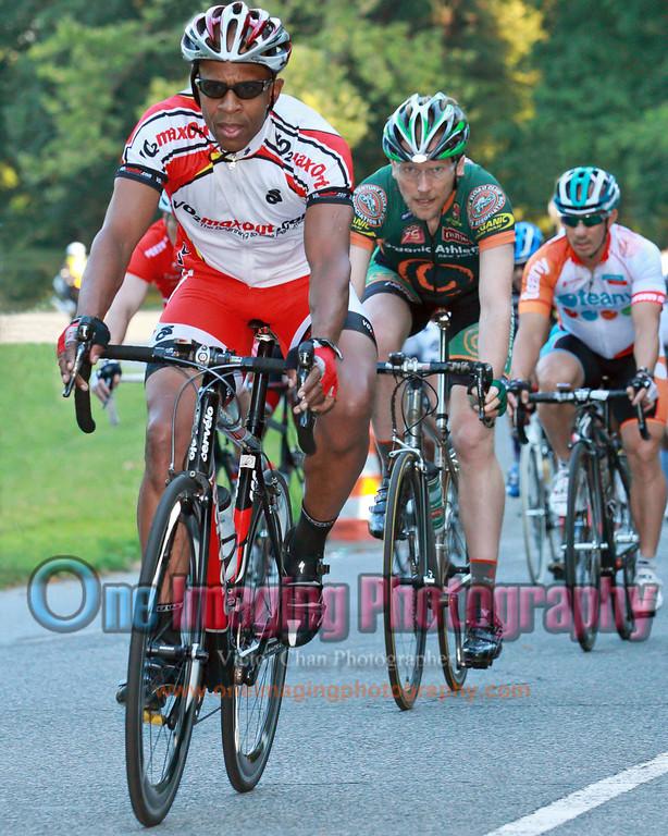 VO2 Max rider.