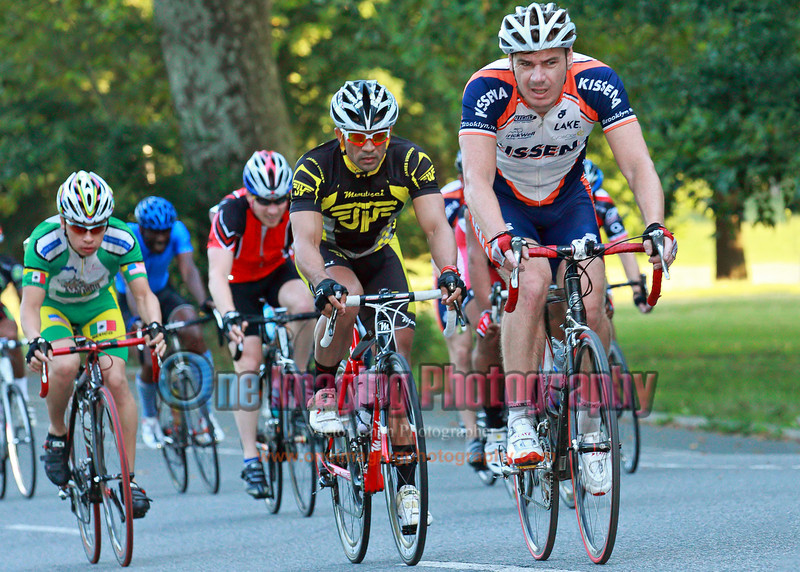 Rest of the field.<br />  Al Toefield Memorial Road Race 7/16/11 > Cat 4