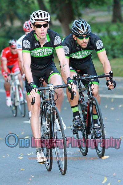 Team asphalt Green.