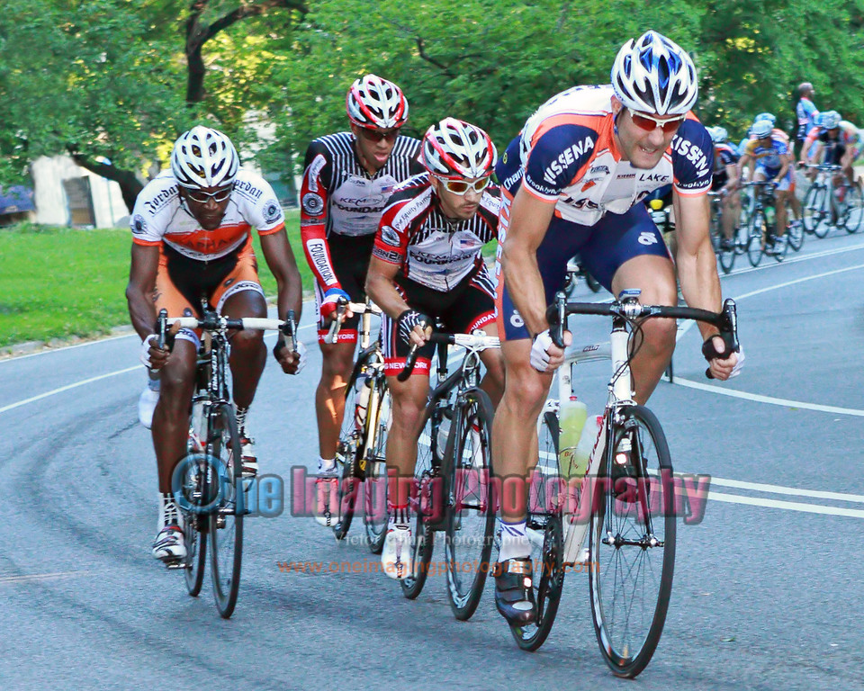 On the 5th lap, riders trying to establish a break on the climb.<br />  Lou Maltese Memorial Race 7/17/11 > Invitational Teams