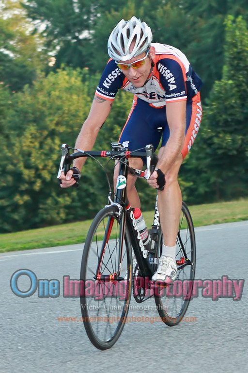 An attack went off in the 2nd lap, at the baseball field section.<br />  Lucarelli & Castaldi Cup race 7/23/11 > Cat 4