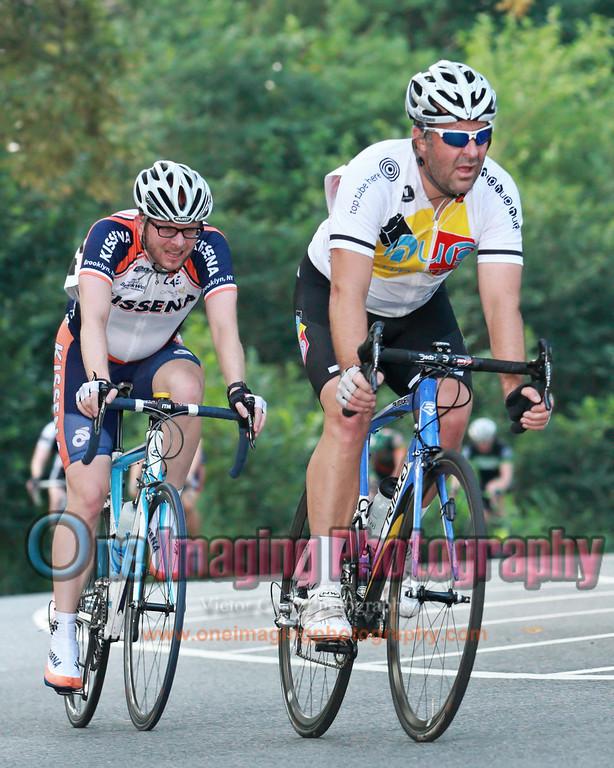 More riders coming through.<br />  Lucarelli & Castaldi Cup race 8/6/11 > Cat 4