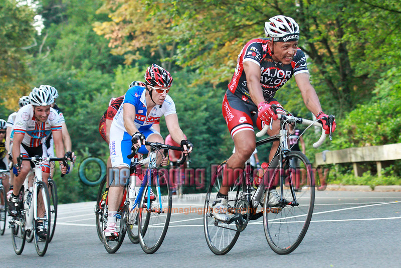 Earl from Major Taylor, moved from cat 5 to cat 3 in one season.