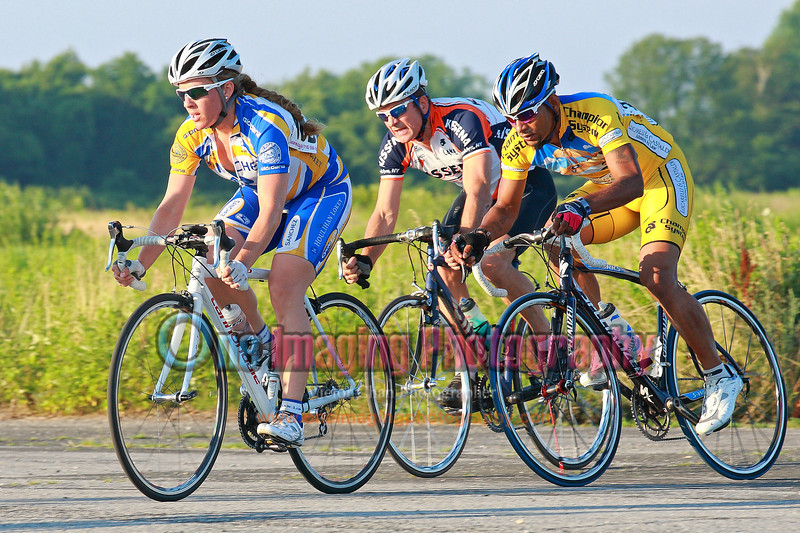 Second lap with the series leader.<br />  Tuesday Night Race at FBF 7/5/11 > Cat 3 and 4