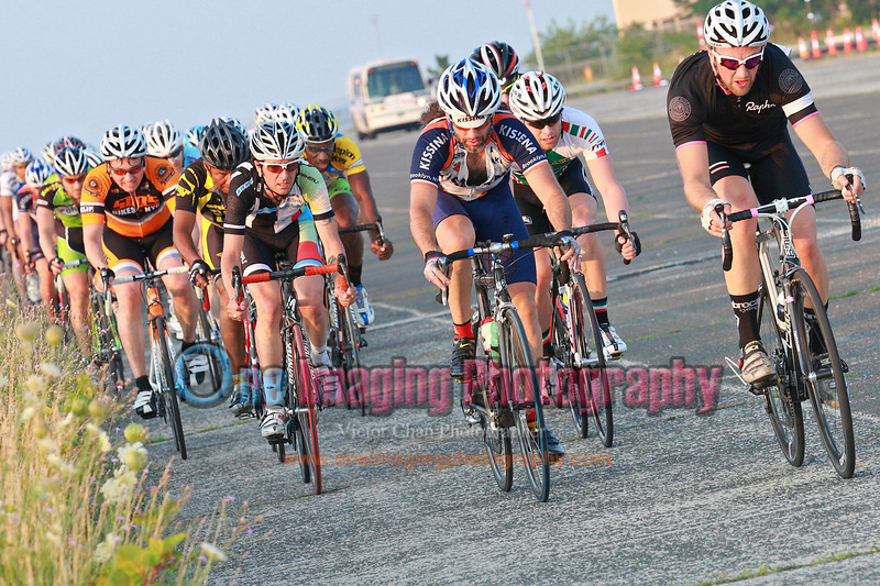 The rest of the field.<br />  Tuesday Night Race at FBF 7/20/11 > Pro123