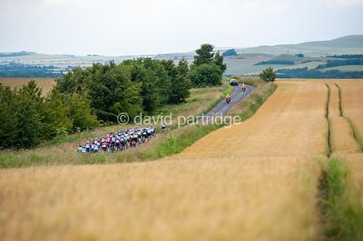 British Cycling Junior National Road Race Championships, Pewsey, England