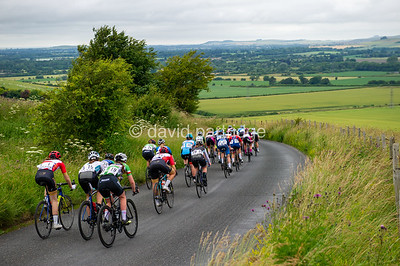 British Cycling Junior National Time Trial & Road Race Championships, Pewsey, England