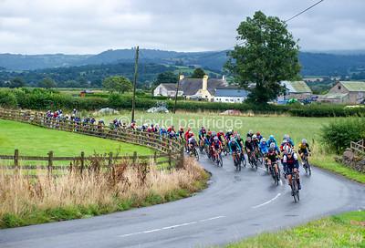 Cadence Junior Road Race, Brecon, Wales