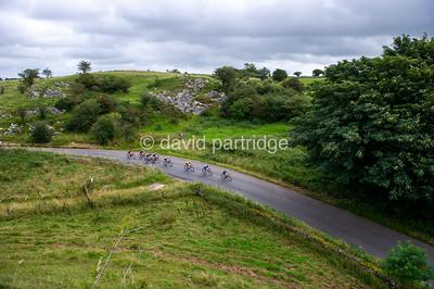 Fenwick's Junior Tour of Mendip Road Race, Blagdon, England