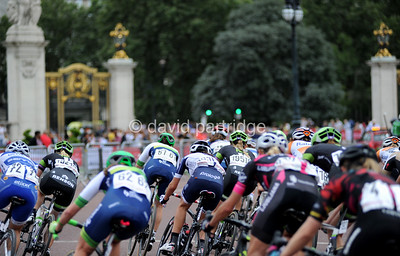 Prudential RideLondon Classique. LONDON, ENGLAND, UK
