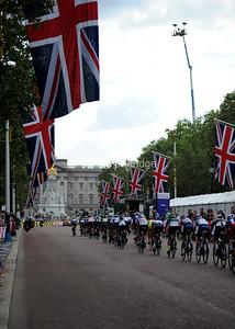 Prudential RideLondon Classique. LONDON, ENGLAND, UK