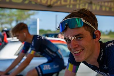 SD Sealants Junior Tour of Wales 2021, Stage 2, Pembrey, Wales