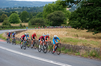 SD Sealants Junior Tour of Wales 2021, Stage 4, Abergavenny, Wales