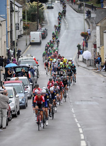 The Tour of Britain, Stage 6. HONITON, DEVON, ENGLAND