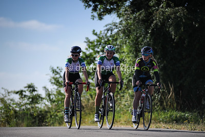 Day 1 - Youth Tour of London, Redbridge Cycle Circuit,  June 30th 2018
