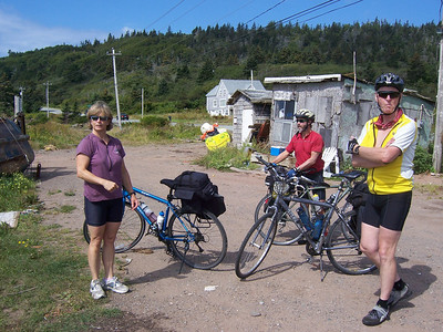 Cycling, Touring, hostelling,boating and meeting friends