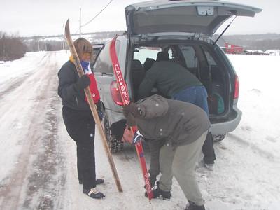 Kentville skiing Feb 21-2009